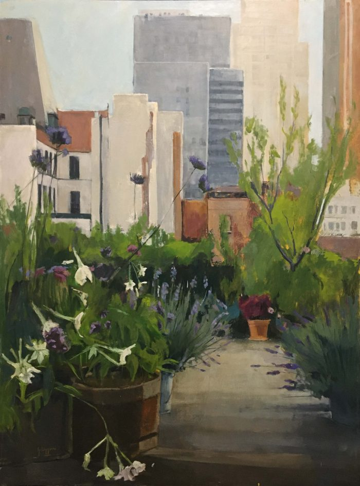 jardín urbano I